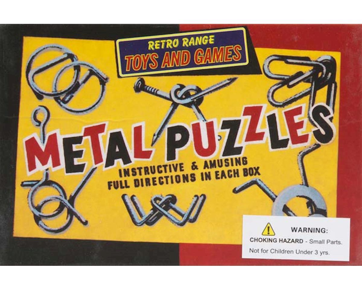 RG-10156 Metal Puzzles