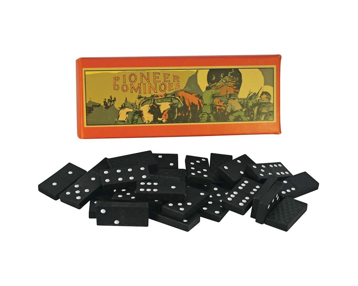 Pioneer Dominoes by Patal Engraving