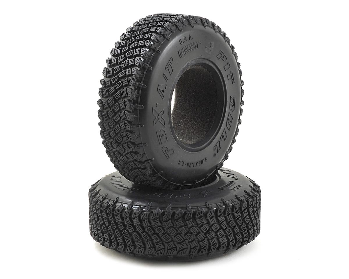 Pit Bull Tires PBX A/T Hardcore 1.9 Crawler Tire w/Foam (2) (Alien)