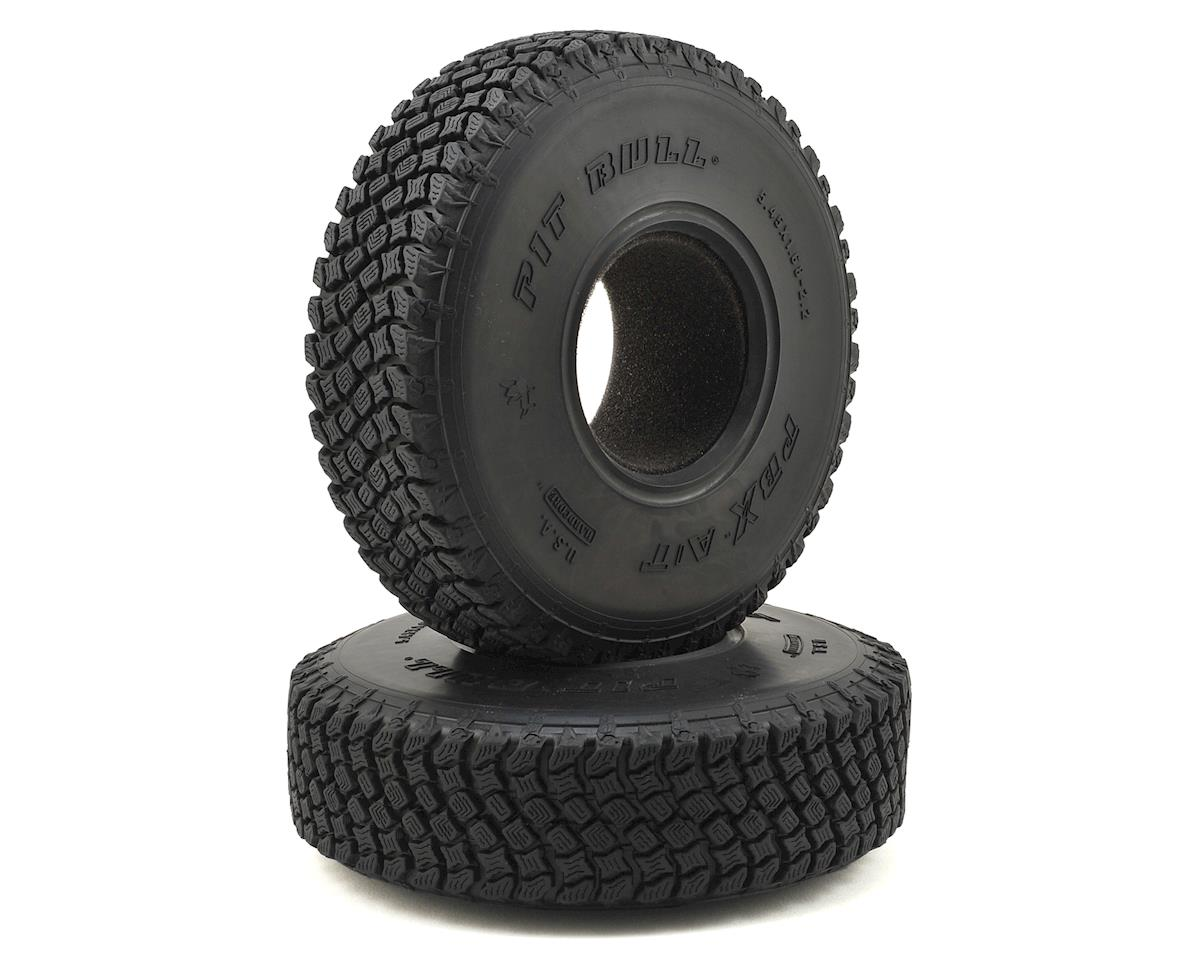 PBX A/T Hardcore 2.2 Scale Crawler Tires w/Foam (2) (Alien) by Pit Bull Tires