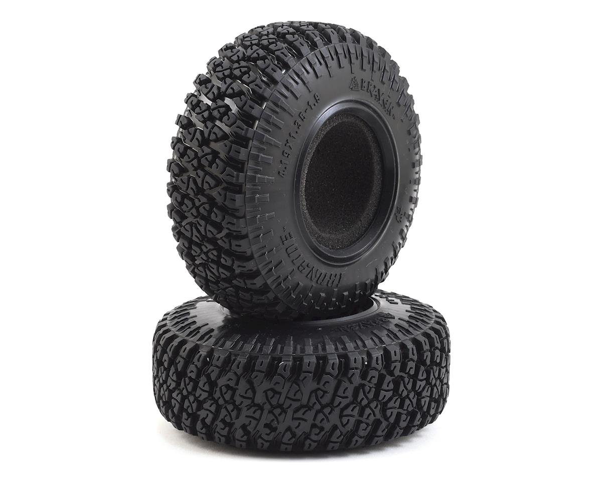 Pit Bull Tires Braven Ironside 1.9 Scale Crawler Tire w/Foam (2) (Alien)