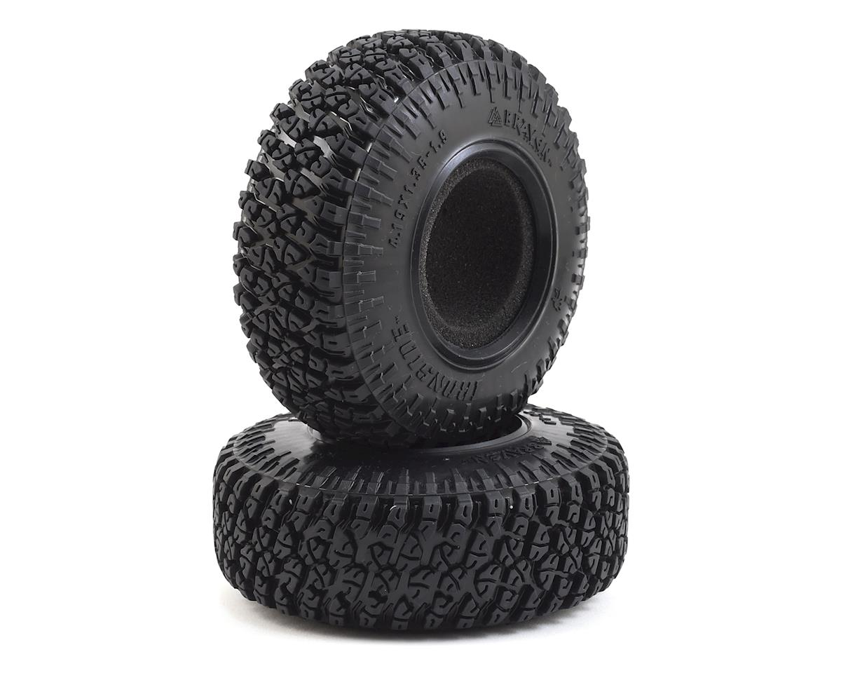 Braven Ironside 1.9 Scale Crawler Tire w/Foam (2) by Pit Bull Tires