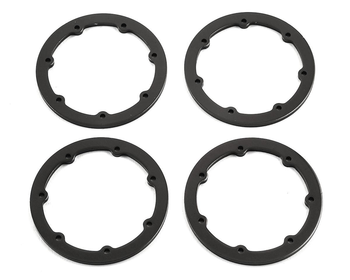 "Pit Bull Tires Raceline #931 Injector 1.9"" Beadlock Rings (4) (Black)"