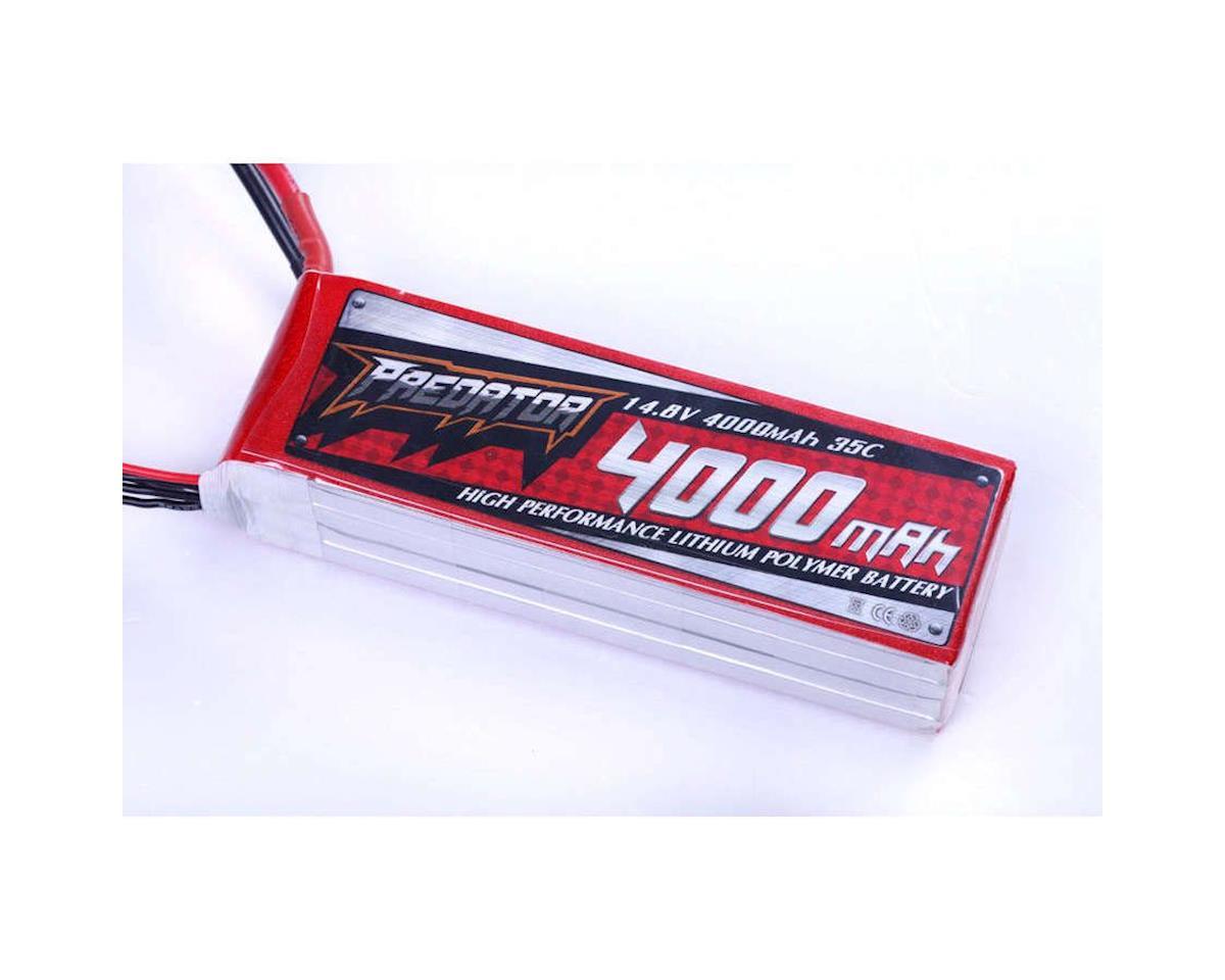 4000mAh 4S 14.8V 35C LiPo Battery