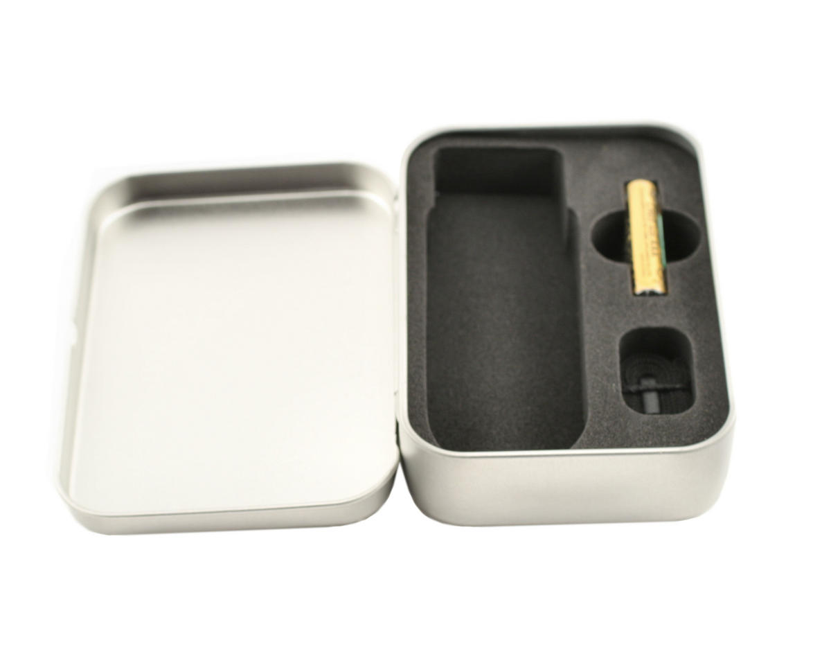 Pro Exotics PE-2 Temp Gun Metal Case w/Spare Battery