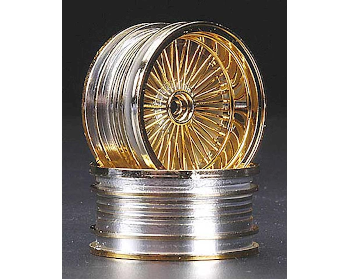 1/10 Gold Wire Rims