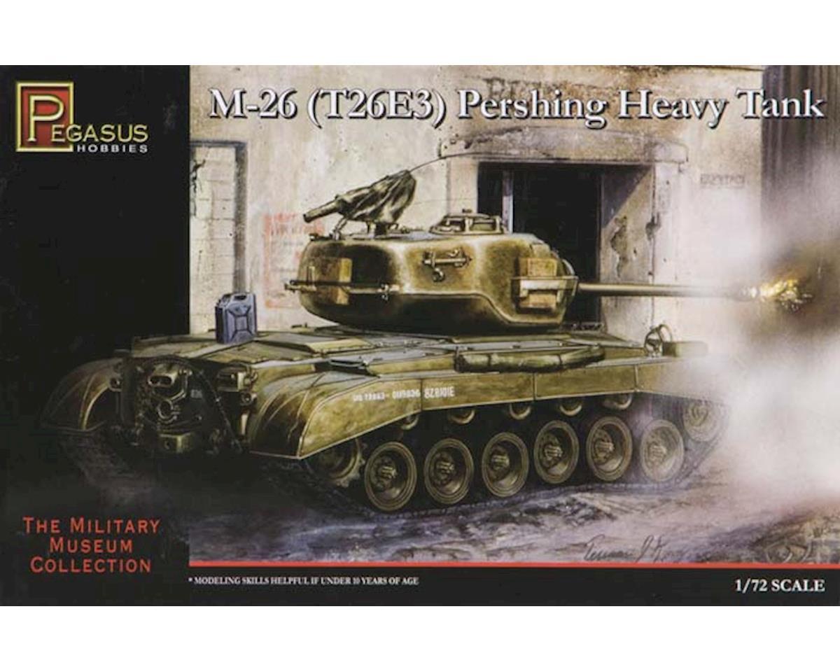 7505 1/72 T-26E3 Pershing Tank