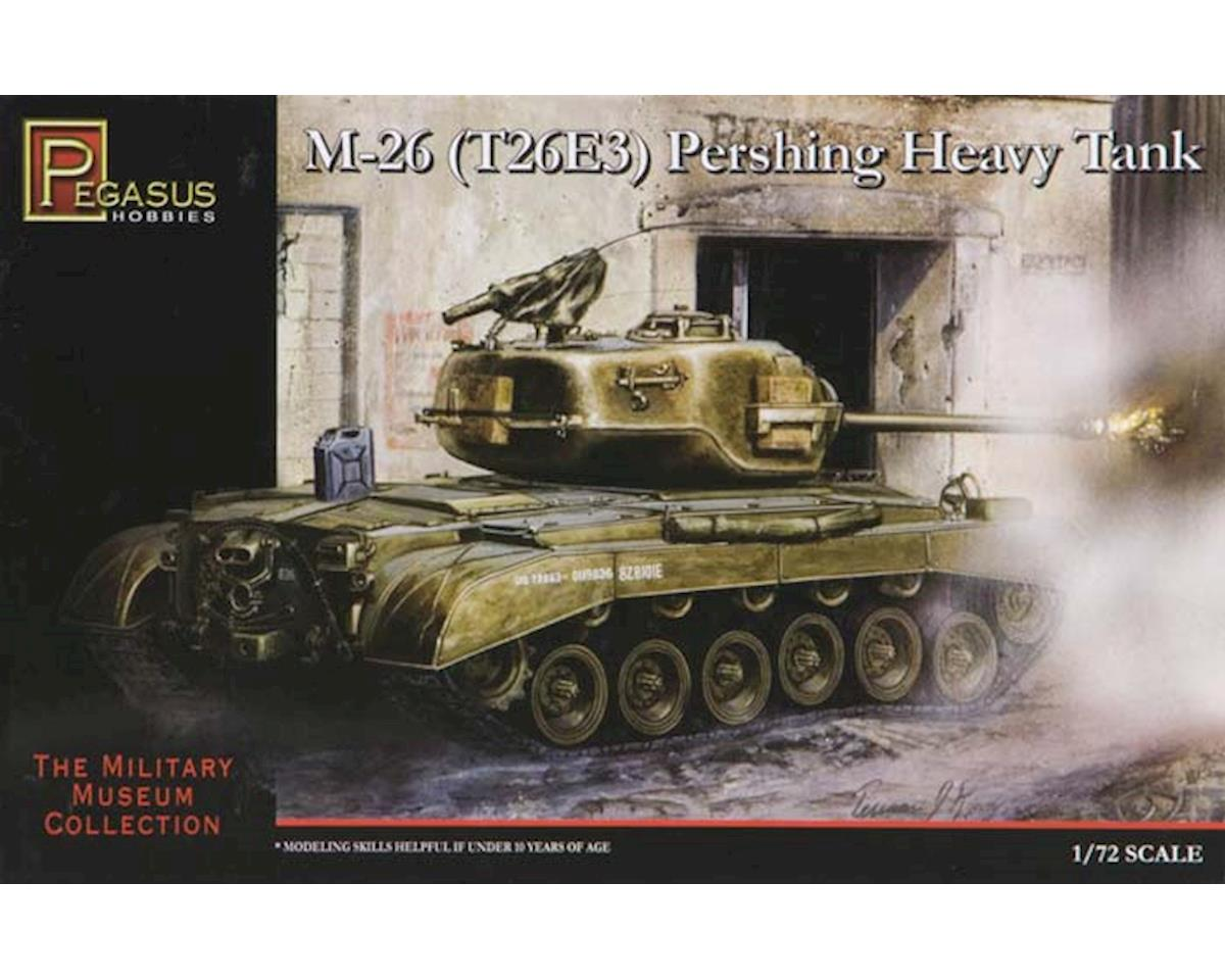 Pegasus Hobbies 7505 1/72 T-26E3 Pershing Tank