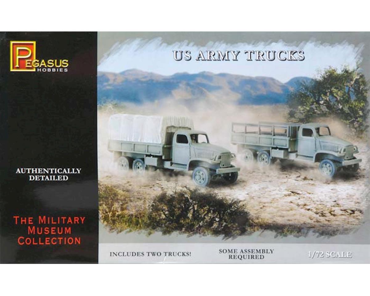 Pegasus Hobbies 7651 1/72 US Army Trucks (2)