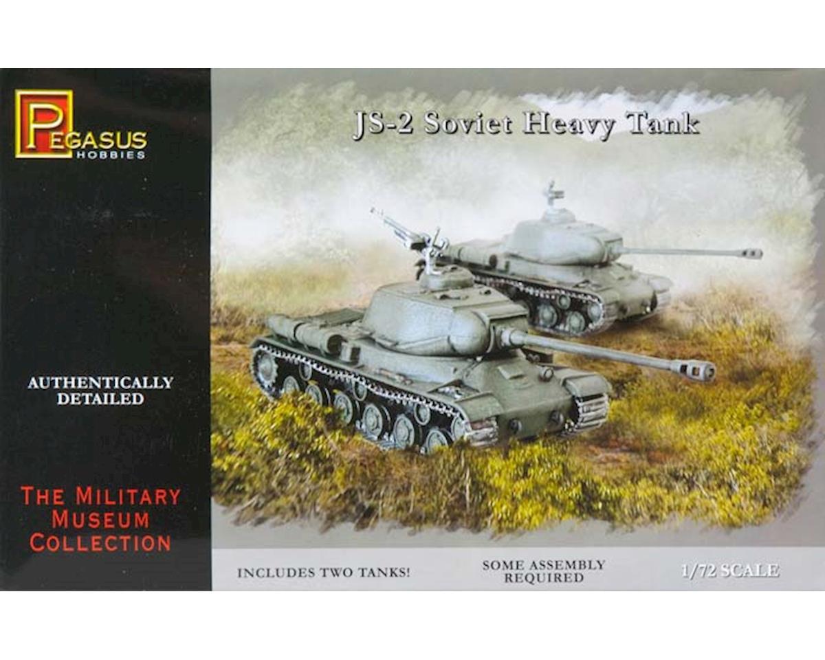 Pegasus Hobbies 7669 1/72 JS-2 Soviet Heavy Tank (2)