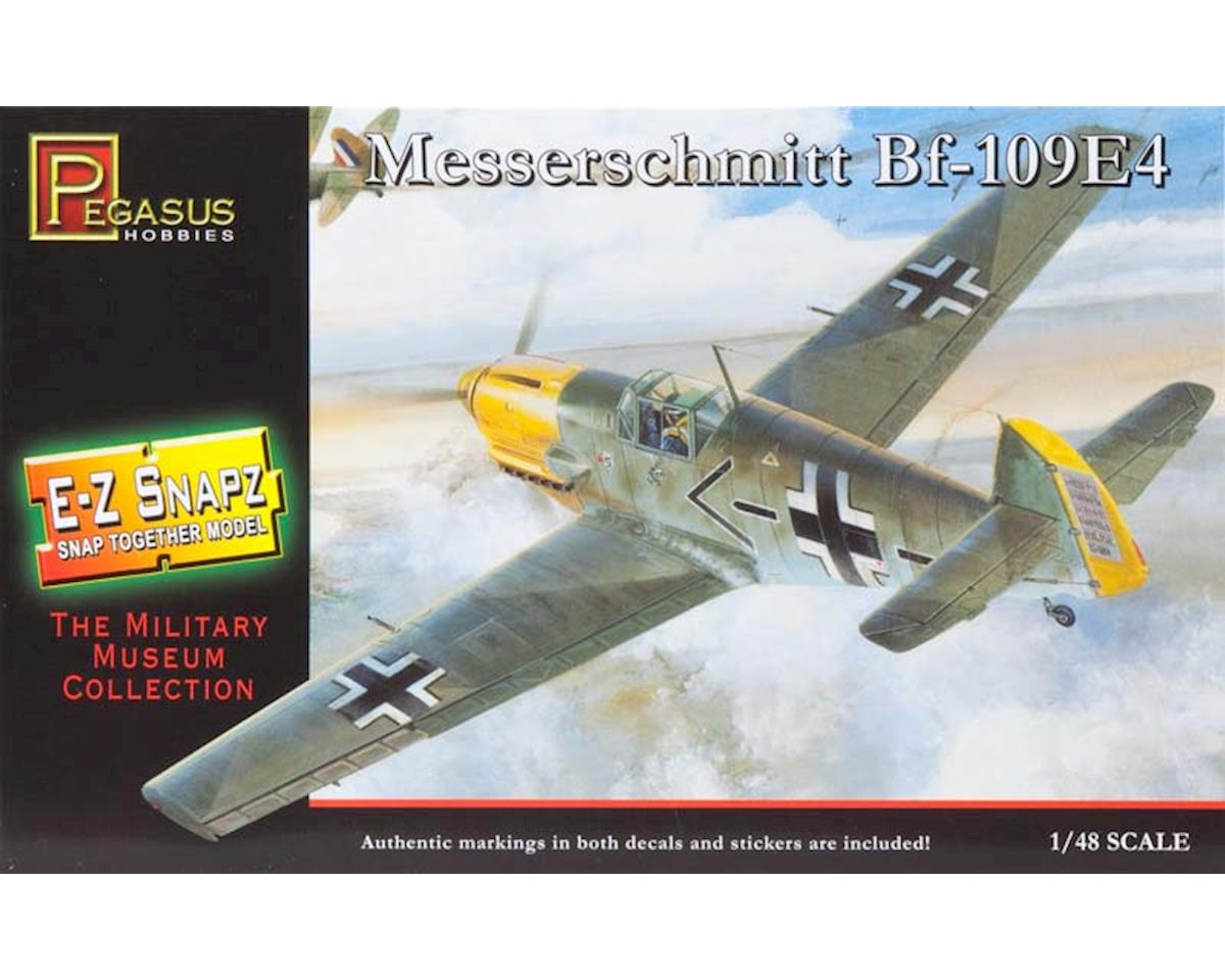 Pegasus Hobbies 8412 1/48 E-Z Snapz Messerschmit Bf-109E4