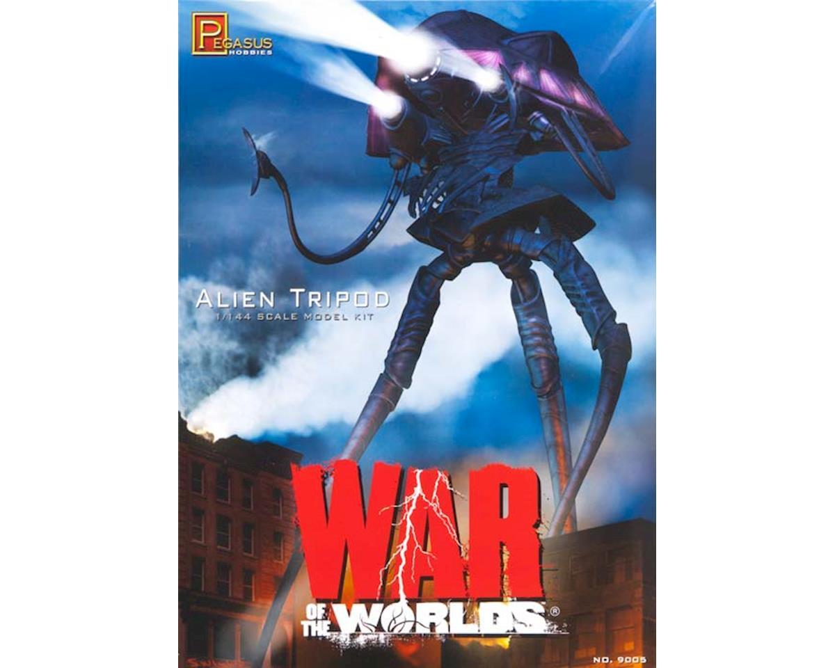 "Pegasus Hobbies  1/144 ""War Of The Worlds"" 2005 ""Alien Tripod"""