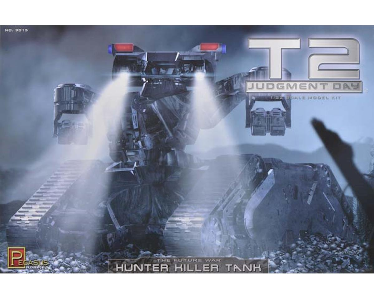 Pegasus Hobbies 9015 1/32 Terminator 2 Hunter Killer Tank