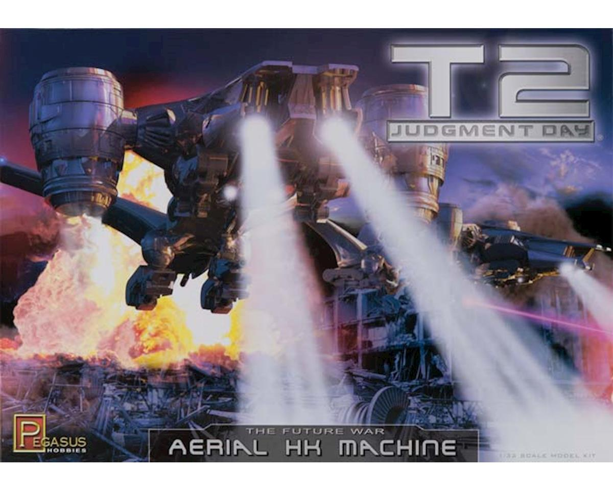 1/32 Terminator 2 The Future War: Aerial Hunter by Pegasus Hobbies