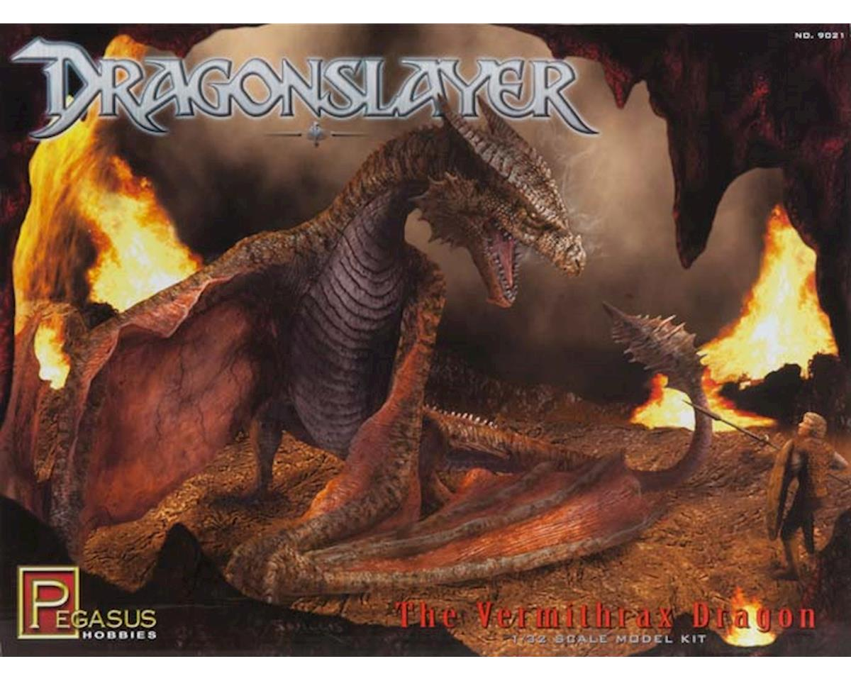 9021 1/32 Dragonslayer Vermithrax Dragon by Pegasus Hobbies