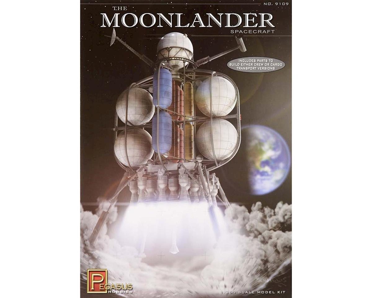 Pegasus Hobbies 1/350 The Moonlander Spacecraft Kit