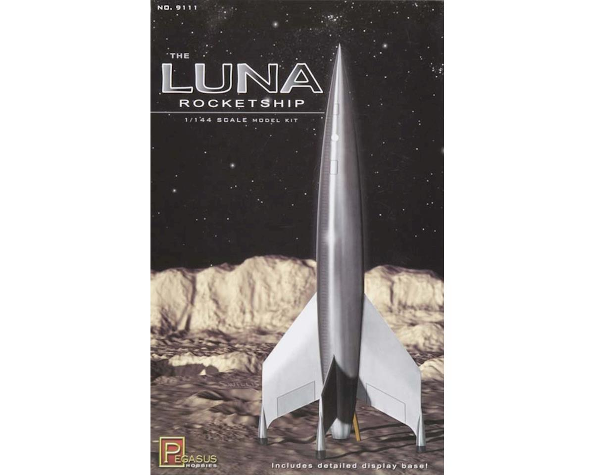 Pegasus Hobbies 1/144 Luna Rocket Ship