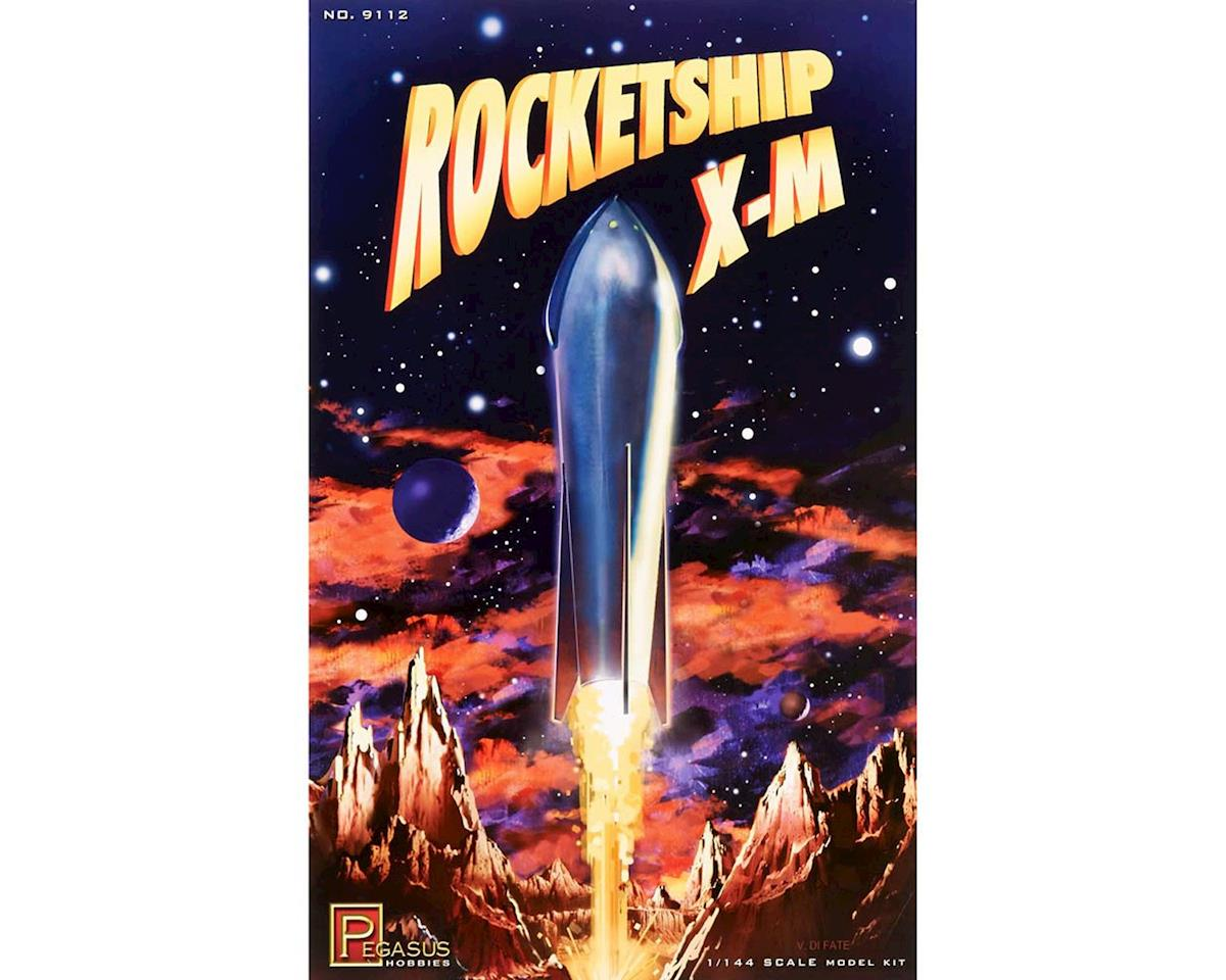 1/144 Rocketship X-M Kit by Pegasus Hobbies