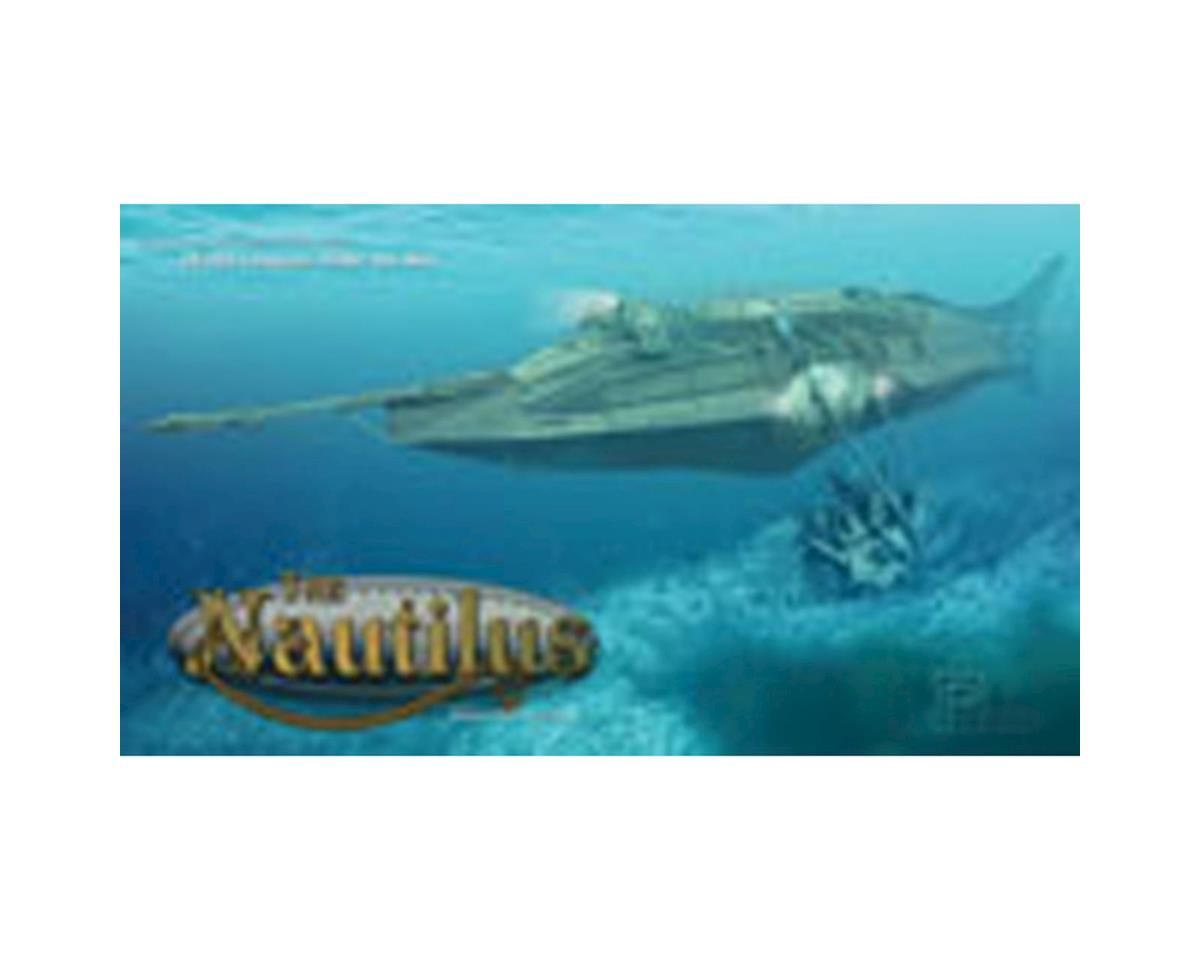 1/144 20,000 Leagues Under The Sea: The Nautilus by Pegasus Hobbies