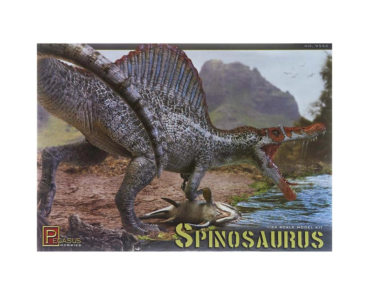 Pegasus Hobbies 9552 1/24 Spinosaurus Dinosaur