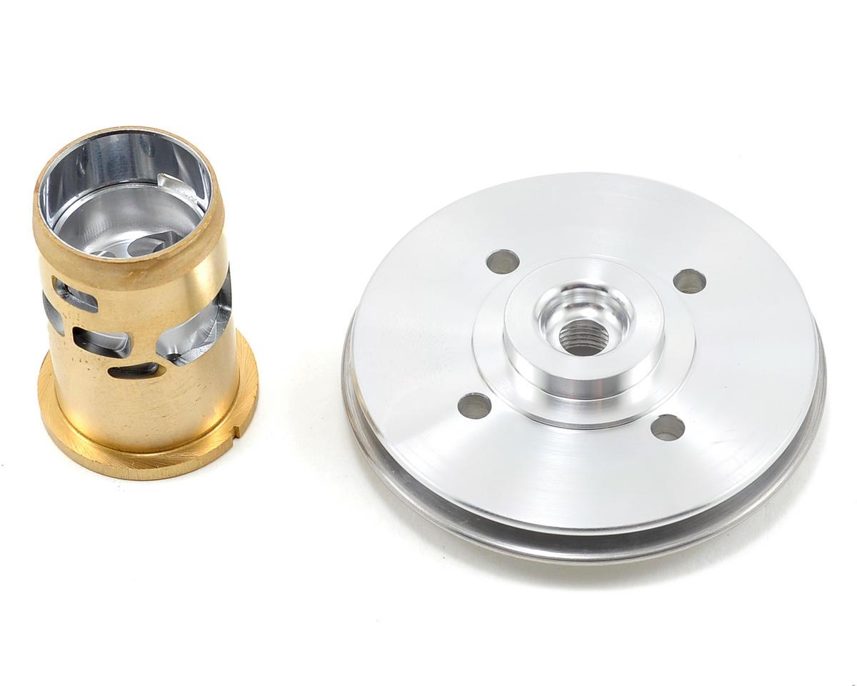 Picco Boost 5TR .21 Piston, Sleeve & Head Button Set