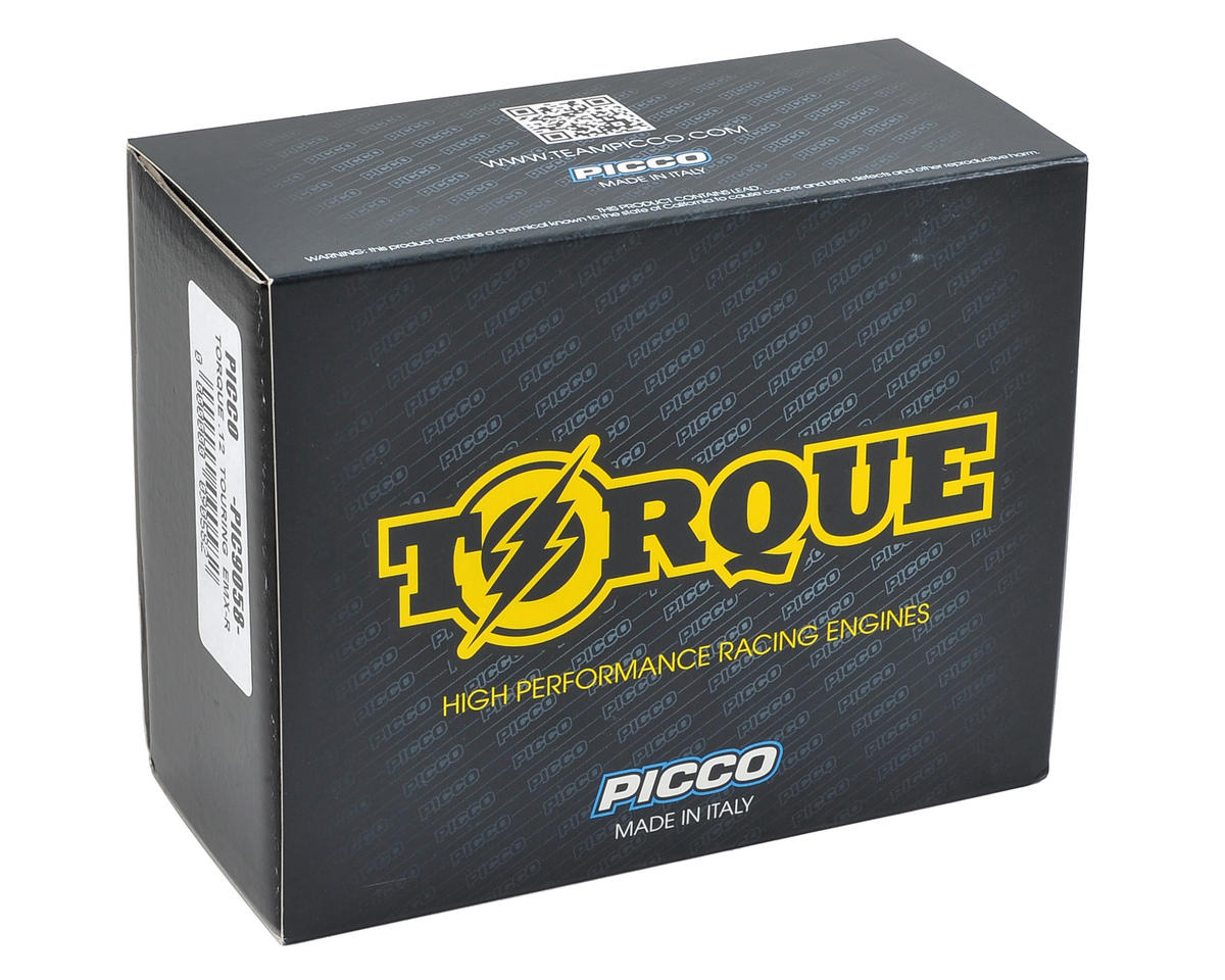"Picco ""Torque"" .12 Touring EMX WC On-Road Engine (Turbo)"