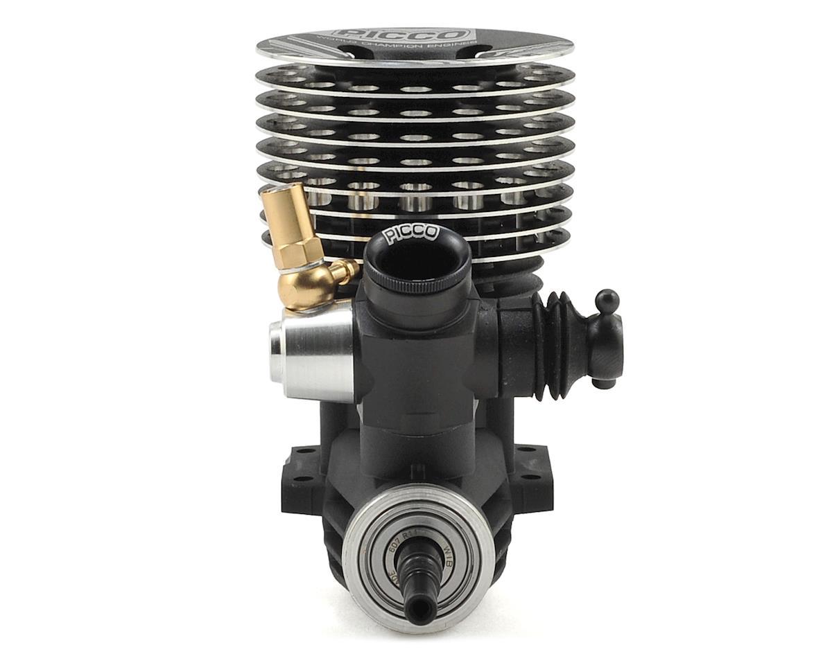 Picco R1 TEAM DLC CER .21 On-Road Engine w/Ceramic Bearing (Turbo Plug)