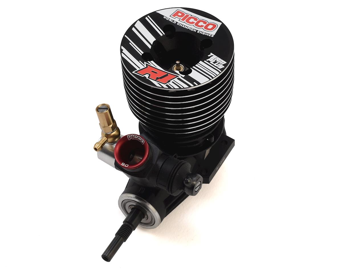 Picco R1 Team Plus DLC Ceramic .21 On-Road Engine w/Ceramic Bearing (Turbo Plug)