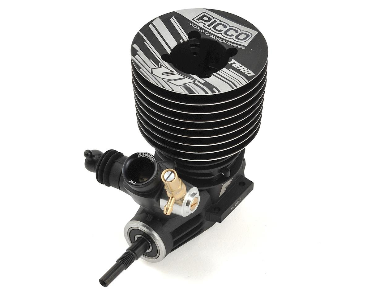 Picco V1 TEAM DLC CER .21 Off-Road Engine w/Ceramic Bearing (Turbo Plug)