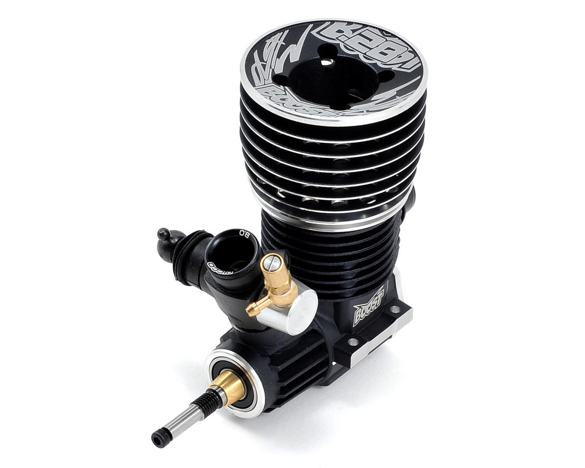 Picco Boost 5TR 2012 .28 Off Road Engine (Turbo Plug)
