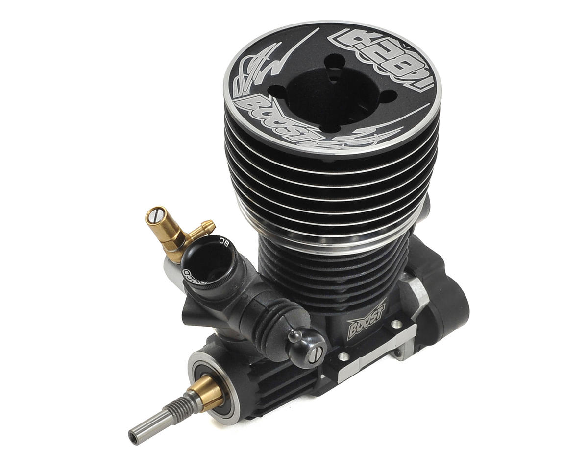 Picco 5TR 5-Port .28 Roto Start Off-Road Nitro Engine (Turbo Plug)