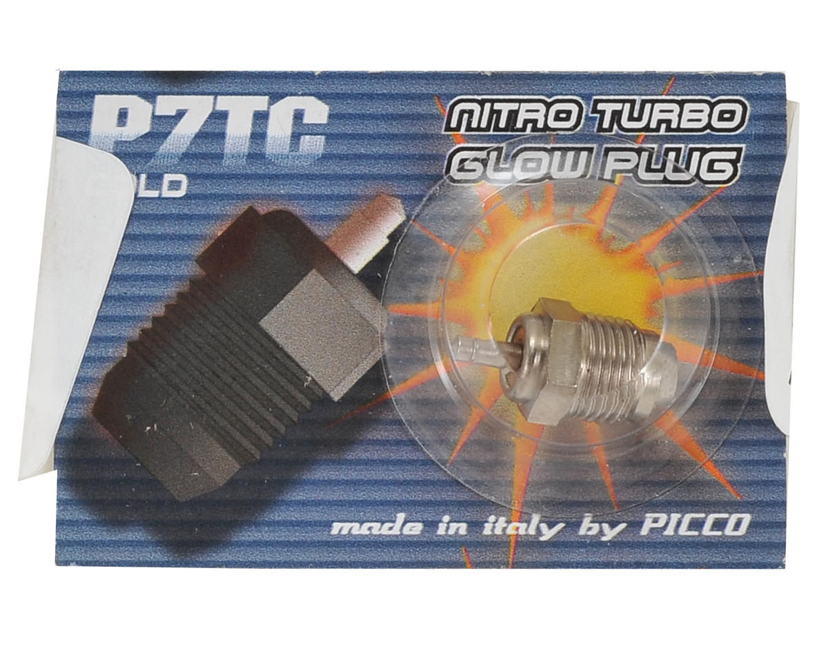 P7TC On-Road Turbo Glow Plug (Cold) by Picco