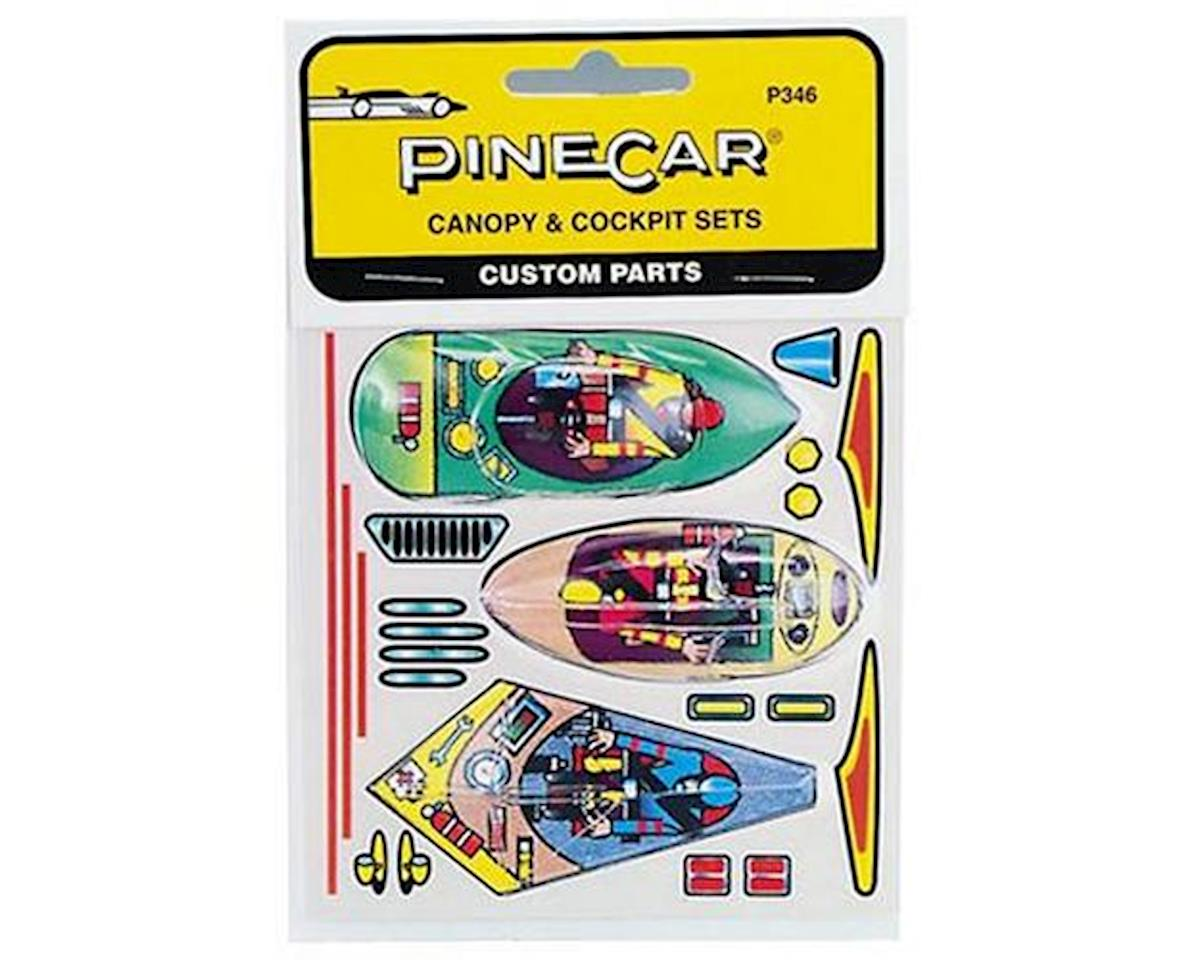 Pinecar Canopy Set