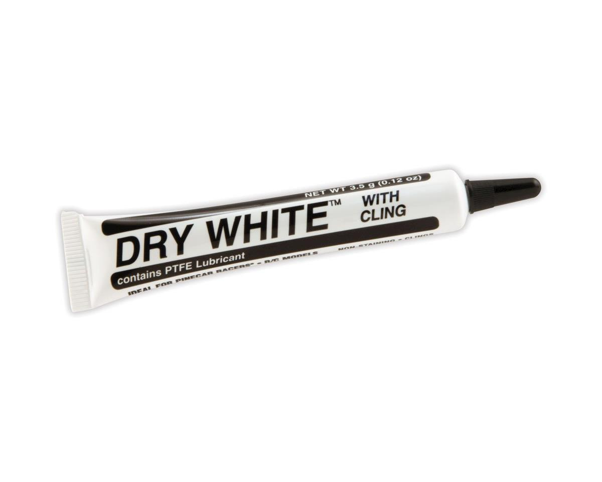 Dry White Lubricant, .125 oz by PineCar