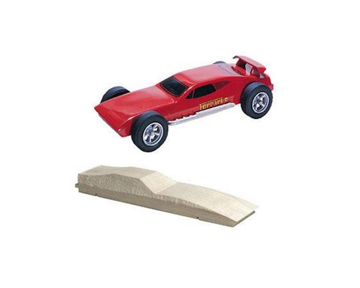 PineCar Pre-Cut Ferrari