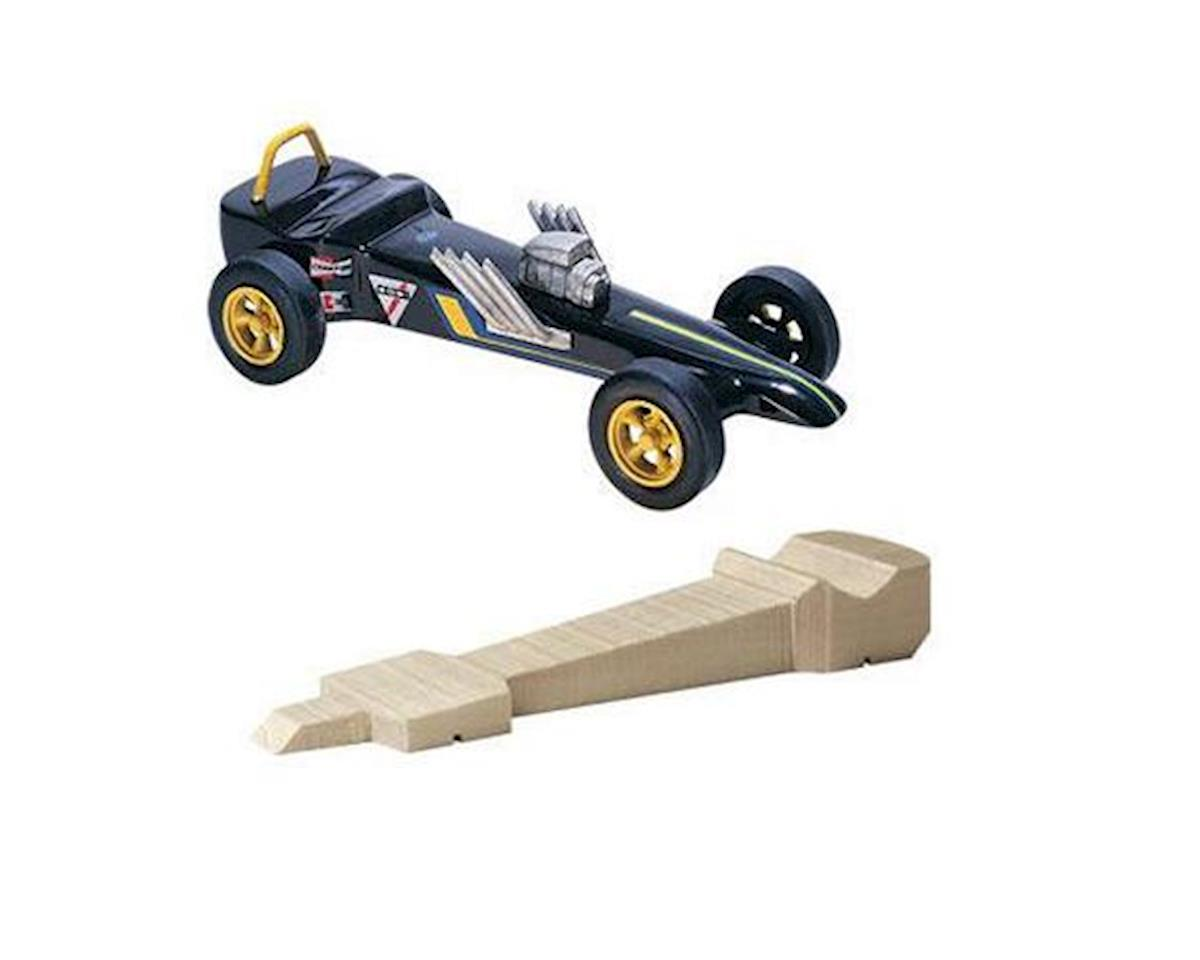 Pinecar Pre-Cut Dragster