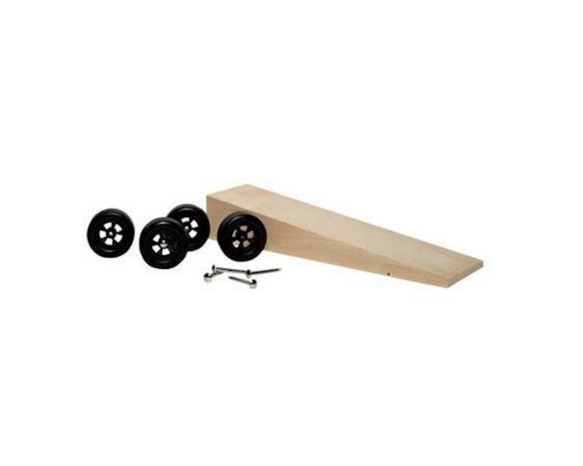 PineCar Wedge Car Kit