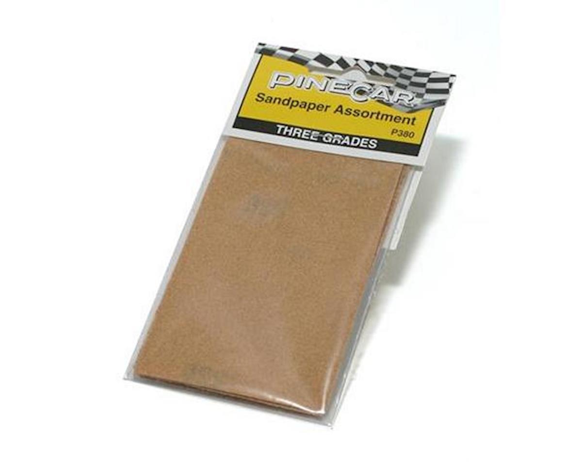 PineCar Sandpaper