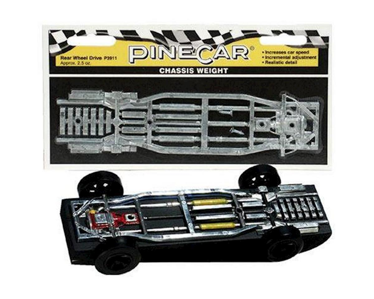 PineCar R Wheel Chassis Weight