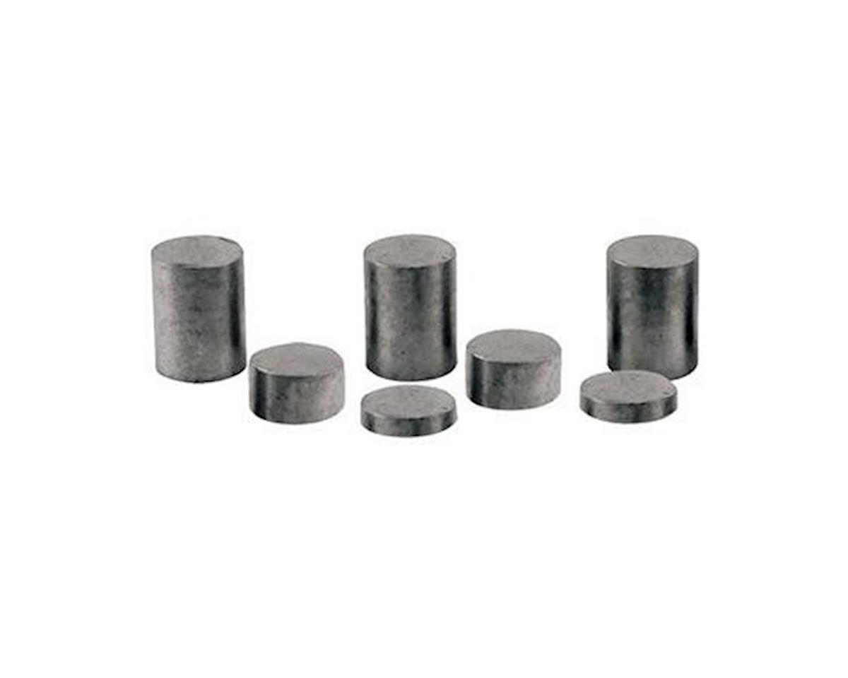 Tungsten Incremental Weights, 2 oz. Cylinder