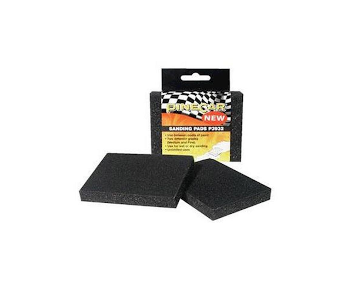 PineCar Sanding Pads