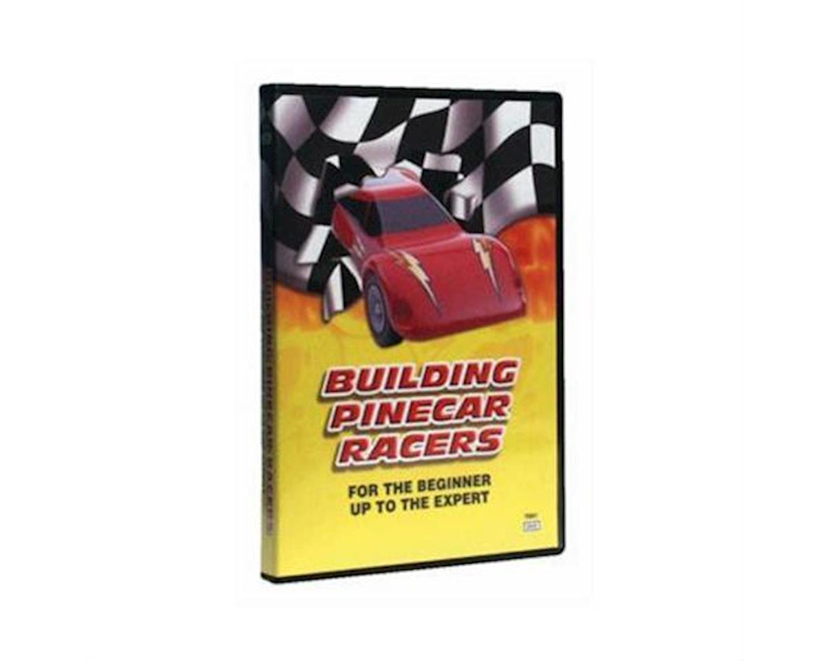 BUILD PINECAR RACERS DVD
