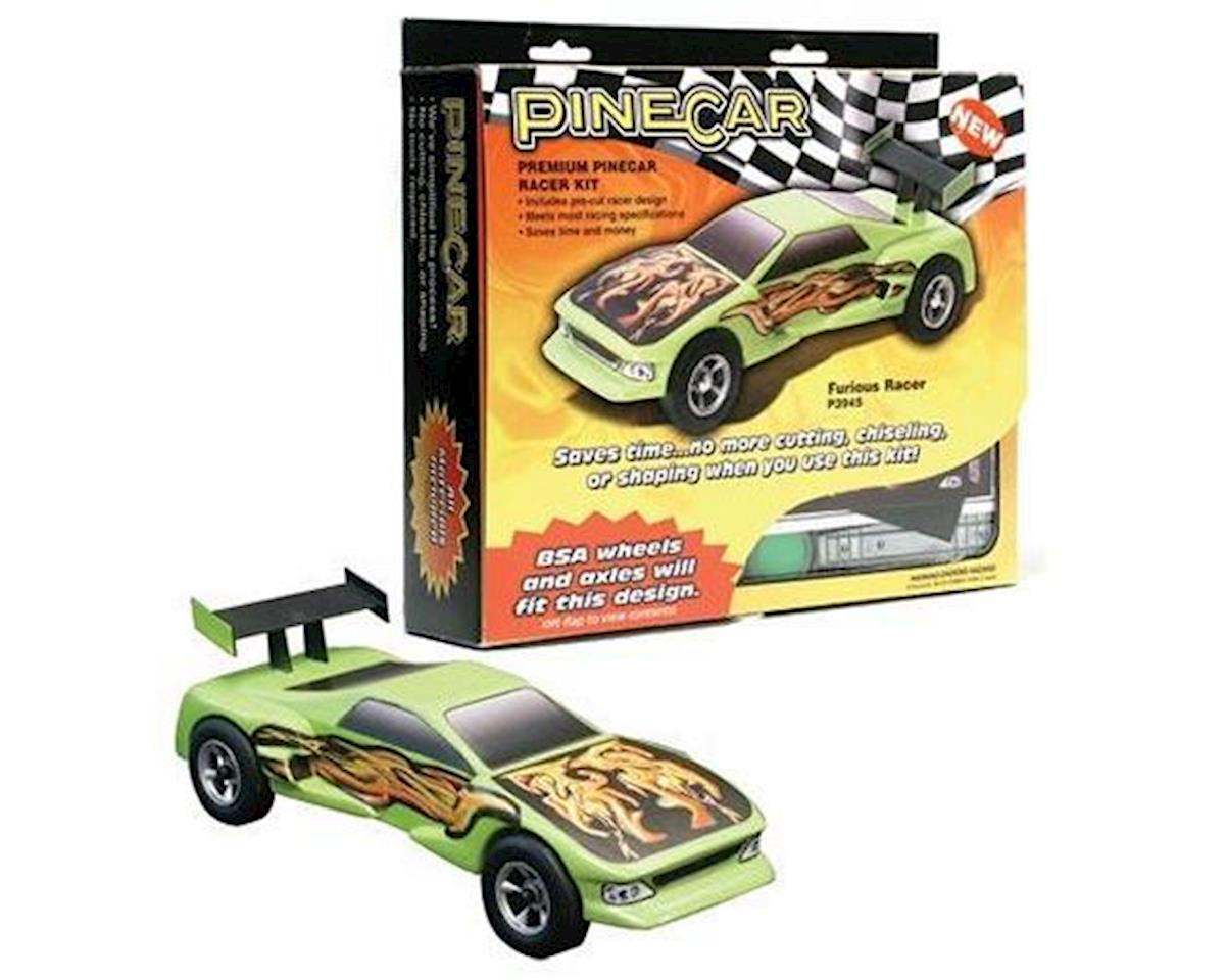 Premium Furious Racer Kit by PineCar