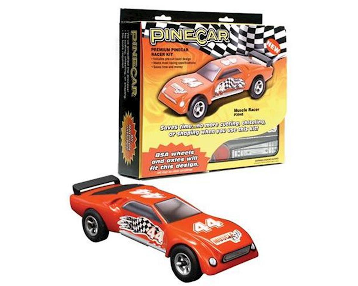 PineCar Premium Muscle Racer Kit | relatedproducts