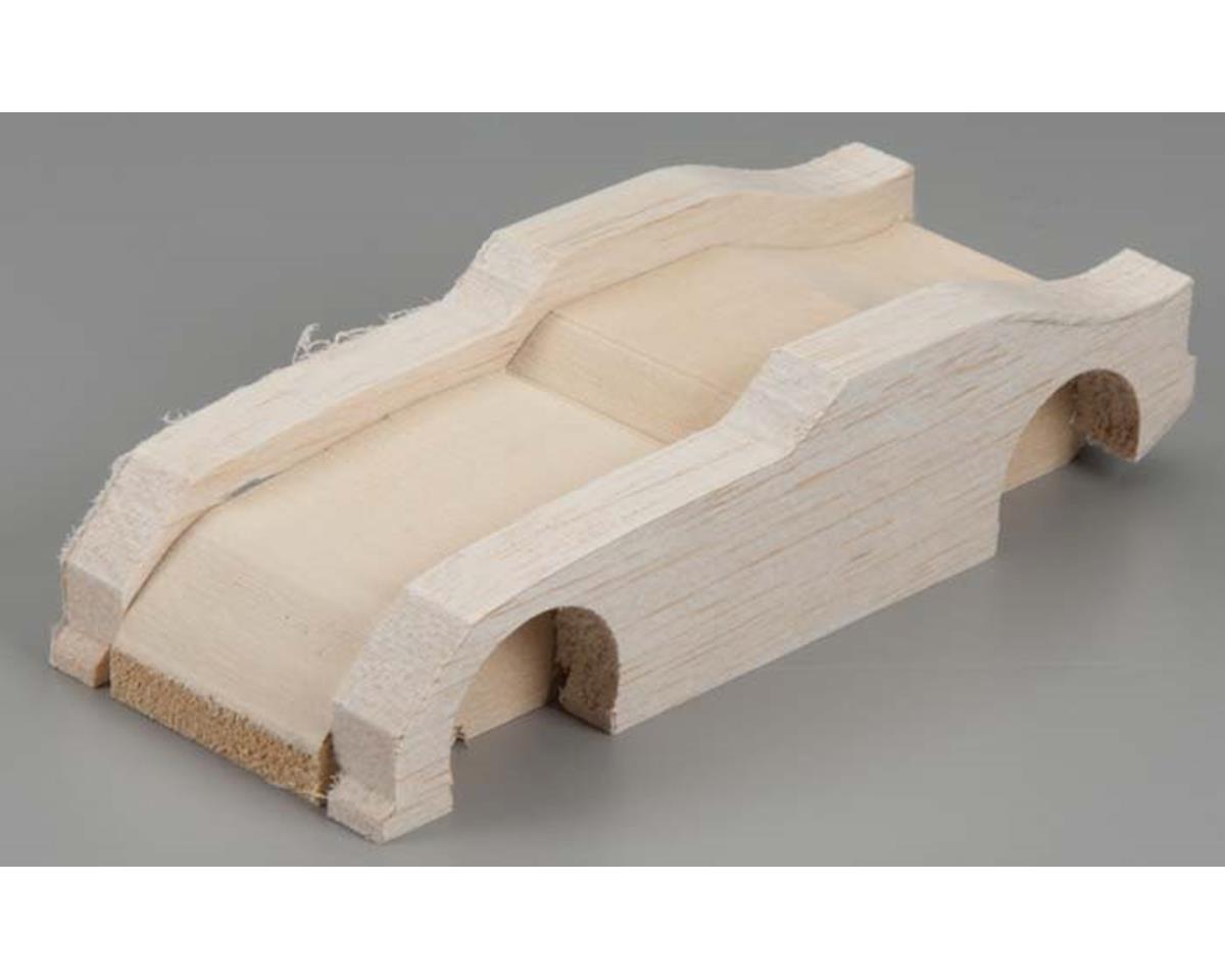 PineCar Full Body Pre-Cut Designs, Tuner Car