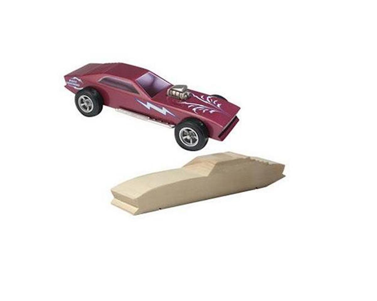 PineCar GT Racer Pre-Cut Designs