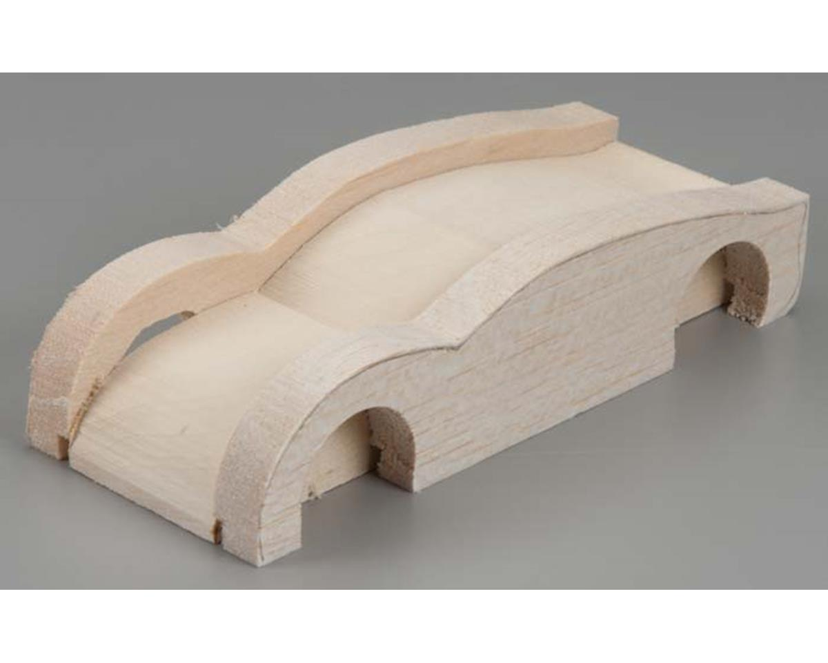 Full Body Pre-Cut Designs American Classi  Pinewood Derby by PineCar