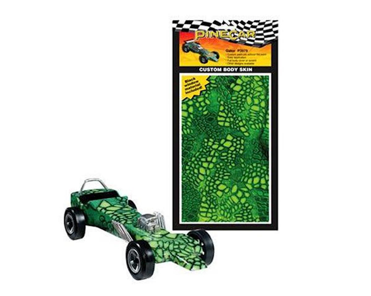 PineCar Gator Custom Body Skin