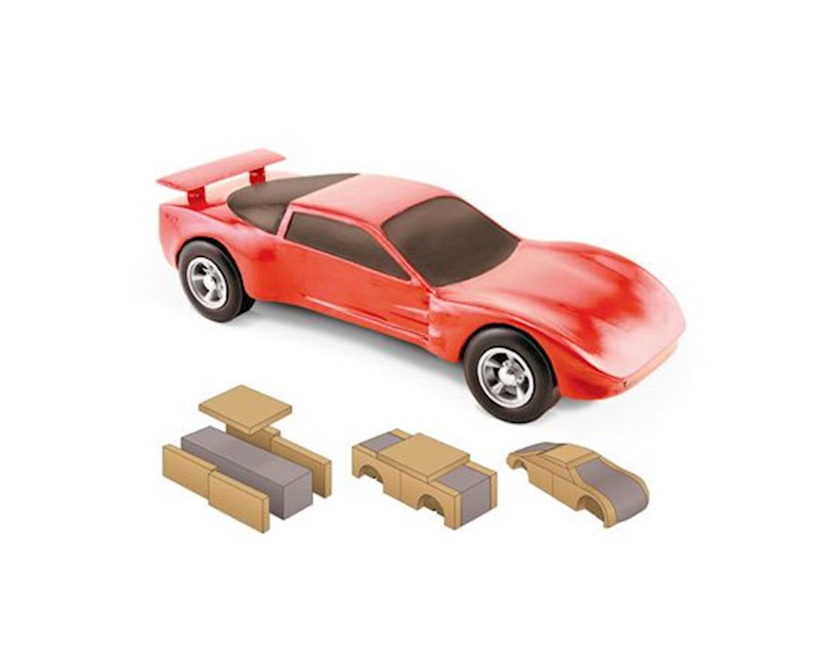 PineCar Body Building Kit