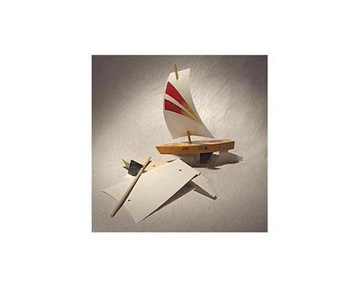 PineCar Sailboat Racer Kit | relatedproducts